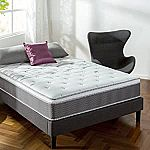 Zinus 12'' Support Plus Pocket Spring Hybrid Queen Mattress $264 (Org $380)