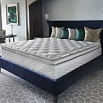 Serta Perfect Sleeper Hotel Regal Suite II Plush Mattress Queen $659; King $799