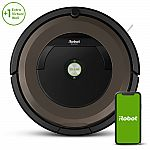 iRobot Roomba 890 Wi-Fi Connected Robot Vacuum With Virtual Wall $249.99