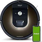 iRobot Roomba 981 Robot Vacuum $350