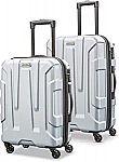 Samsonite Centric Hardside Expandable Luggage Set (20'', 24'') $100 (58% Off) & More