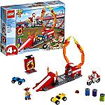 LEGO Disney Pixar's Toy Story Duke Caboom's Stunt Show 10767 Building Kit $13.99 and more