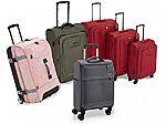 AmazonBasics Luggage Favorites Sale: 21-Inch Premium Hardside Spinner Luggage $24 & More