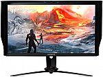 Acer Predator XB273K 27'' 4K 144Hz/120Hz GSync IPS 1ms Monitor $630
