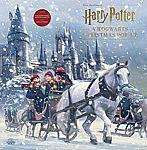 Harry Potter: A Hogwarts Christmas Pop-Up (Advent Calendar) Hardcover $17.58