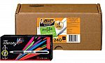 240-Ct Bic Xtra Life Ball Pens (black) + 12-Ct BIC Permanent Markers $9.40 + Free Shipping