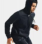 Men's UA Hustle Fleece Hoodie $34 & More
