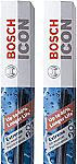 Bosch ICON Wiper Blades 26A16A (Set of 2) $34.86