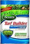 Scotts Turf Builder Halts Crabgrass Preventer with Lawn Food, 15,000 sq. ft. $30 (56% Off)