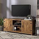 "Walker Edison 58"" W Farmhouse Entertainment Center $150"