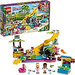LEGO Friends Andrea's Pool Party 41374 $35
