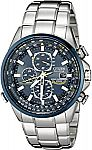 Citizen Eco-Drive Movement Men's Watch (AT8020-54L) $284 (orig. $695) and more