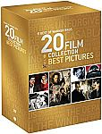 Best of Warner Bros 20 Film Collection (DVD): Best Pictures $19.99