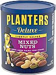 15.25-oz Planters Deluxe Lightly Salted Mixed Nuts $6.60