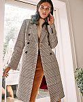 Ann Taylor - Ladies Coats + 2-Count Hair Clips $104 & More  + Free Shpping