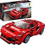 LEGO Speed Champions 76895 Ferrari F8 Tributo Toy Cars $15.99, 1985 Audi Sport Quattro S1 76897 Set $16