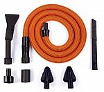 RIDGID 6-Piece Auto Detailing Vacuum Hose Accessory Kit for 1 1/4 Inch RIDGID Vacuums $20