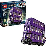 LEGO Harry Potter and The Prisoner of Azkaban Knight Bus 75957 403pc $26 and more
