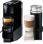 Breville Nespresso Essenza Mini Expresso Machine w/ Aeroccino $99.99