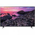 "LG NANO90 65"" Class HDR 4K UHD Smart NanoCell IPS LED TV + $50 BH Gift Card $997"