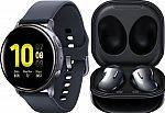 Samsung Galaxy Active 2 40mm Watch + Earbuds $230