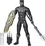 Avengers Marvel Titan Hero Series Blast Gear Deluxe Black Panther Action Figure $13.99 , Citizen Watches Men's Marvel Heroes AW2037-04W $132 and more