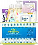 Johnson's Baby Bath Discovery Gift Set (7 Items) $15.39