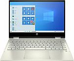 """HP Pavilion x360 2-in-1 14"""" Touch FHD Laptop (i5-1135G7 8GB 256GB) $549.99"""