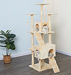 Go Pet Club 63-in Economical Sisal Cat Tree $49