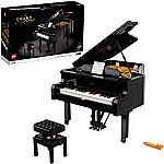 LEGO Ideas Grand Piano 21323 Model Building Kit $349