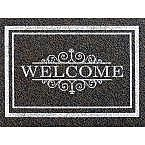 Assorted Multi-Colored Printed 18 in. x 24 in. Door Mat $1.97 and more