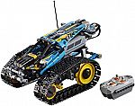 LEGO Technic Remote Controlled Stunt Racer 42095 Building Kit $71 and more