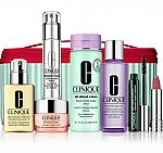 Clinique - 25% Off + Free Sample Card + Free 7-pc Gift Kit with Purchase
