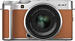 Fujifilm X-A7 Mirrorless Digital Camera w/XC15-45mm F3.5-5.6 OIS PZ Lens $450 (Org $700)