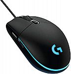 Logitech G203 LIGHTSYNC Wired Gaming Mouse $14.99