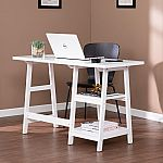 Wainbeth Writing Desk w/ Storage by Southern Enterprises $94.98
