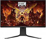 """Dell Alienware AW2720HF 27"""" FHD 240Hz IPS 1ms Response Time Gaming Monitor $300"""