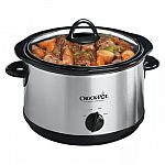 Crock-Pot 4.5qt Slow Cooker or Mr. Coffee 12-Cup Coffee Maker $10