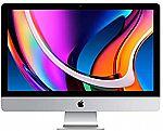 """Apple iMac with Retina 5K 27"""" Display (3.1 GHz i5 8GB 256GB) $1500"""