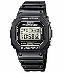 Casio Men's G-Shock Quartz Watch with Resin Strap $40