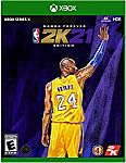 Buy 2 Get 1 Free on Select Games: (NBA 2K21 Mamba Forever Edition and more)