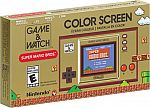 Nintendo Game & Watch: Super Mario Bros. $49.99