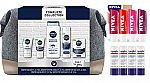 NIVEA Skin Care Gift Set from $11, Lip Care Fruit Variety Pack $8 , Aquaphor Lip Repair Stick 4-pack $8.90, and more