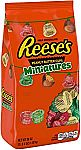 REESE'S Christmas Candy Holiday Peanut Butter Cup Miniatures 36 oz. $5.39