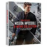 Mission: Impossible 6-Movie Collection (Blu-ray) $15