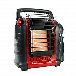 Mr. Heater 9,000 BTU Portable Buddy Radiant Propane Heater $44.70