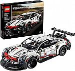 LEGO Technic Porsche 911 RSR 42096 Race Car Building Set (1580-Pc) $120, Tokyo 21051 (547-Pc) $48