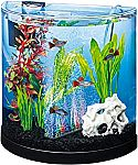 Tetra ColorFusion Starter aquarium Kit 3 Gallons $19, 5 Gallons Kit $28