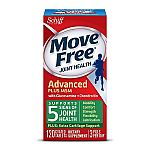 120-Ct Schiff Move Free Advanced + MSM Glucosamine Chondroitin Tablets (2 for $23.99) & More + Free Shipping
