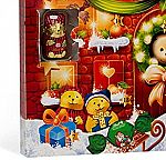 Lindt 2020 Holiday Teddy Bear Advent Calendar $9.89